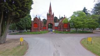 Brandswood End Cemetery
