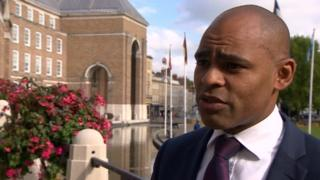 Labour Bristol Mayor, Marvin Rees