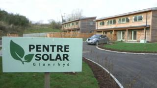 Pentre Solar in Pembrokeshire