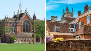 Dulwich and Winchester colleges
