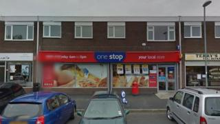 One Stop, Nashe Drive, Blurton, Stoke-on-Trent