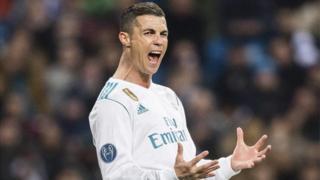 Ronaldo ya lashe gasar Ballon d'Or karo na biyar