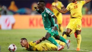 Senegal haijawahi kushinda taji la kombe la Afrika