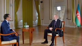 İlham Əliyev, yerli televiziya, yerli media