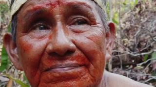 Líder indígena Mura