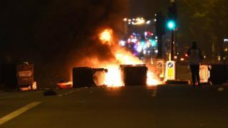شورش شرق لندن