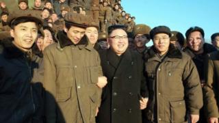 Ким Чен Ын КЭДРди Чыгыштагы аскердик өлкө деп атаган.