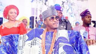 Oluwo of Iwoland, HIM Oba (Dr.) Abdulrosheed Adewale Akanbi