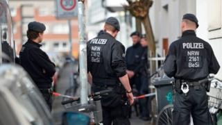 Serangan van di Jerman