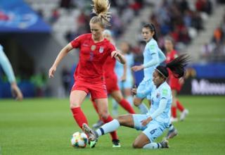 महिला फुटबल विश्वकप