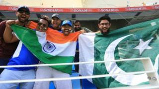 भारत पाकिस्तान का मैच