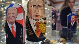 Матрьошки Трампа і Путіна