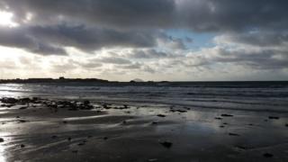 Maidens beach