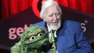 Caroll Spinney. File photo