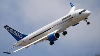 Bombardier C-series