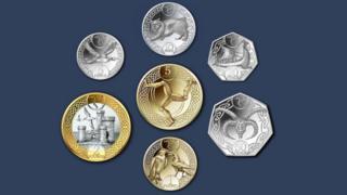 Manx coins