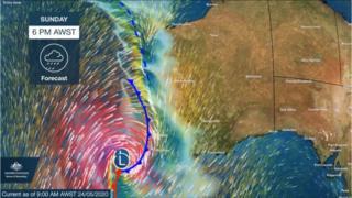 western Australia forecast