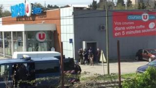 تیراندازی در جنوب فرانسه