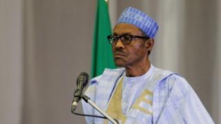 Muhammadu Buhari Nigeria's Presient