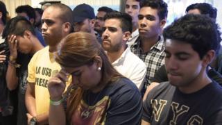 Opositores lamentan resultados de la elección