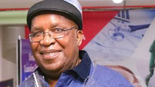 Mwanamuziki Mose Fan Fan