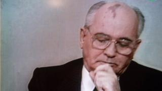 25 Dec 1991: Mikhail Gorbachev resigns dramatically on state TV - and the USSR is no more