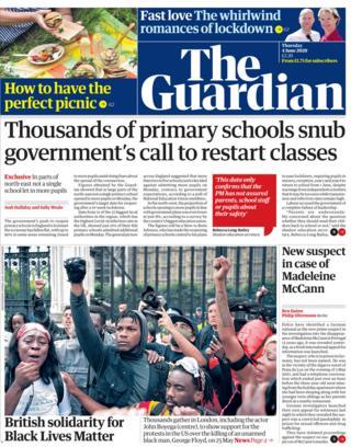 The Guardian 4 June
