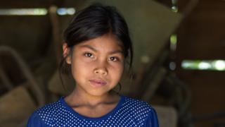 Sandra Magali, Guatemala.