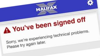 Halifax app screen grab