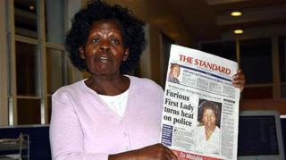 Lucy Kibaki