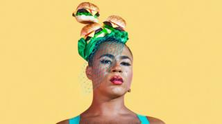 A Travis Alabanza press shot for Burgerz