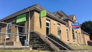 Mountain Ash job centre for sale