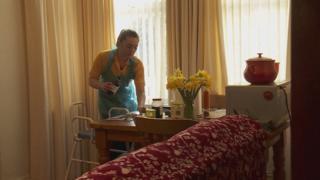 Home carer Amanda Hopewell