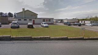 St Mary's High School in Brollagh