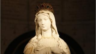 Дева Мария из Ла-Салетта