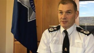 Chief Constable Jeff Farrar
