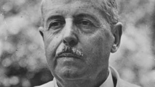 Bernardo Houssay en 1947
