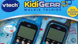 Vtech's walkie talkie toys