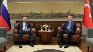 هل ينجح أردوغان وبوتين في تحقيق وقف لإطلاق النار في ليبيا؟