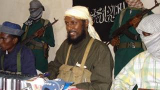 L'ancien chef du groupe islamiste se serait rendu avec sa milice.