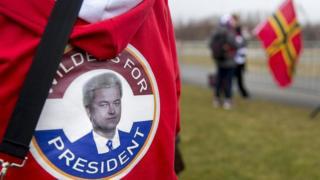 Başbakan Wilders olsun yazısı
