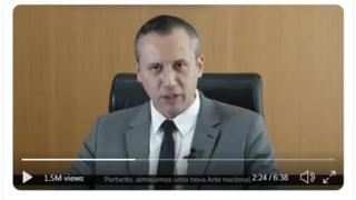 'Na Alemanha ele estaria preso': Vídeo de Alvim inspirado em Goebbels configura apologia ao nazismo, diz presidente da OAB