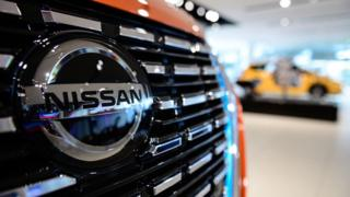 Nissan has seen its shares plunge by 10% in Tokyo trading after warning that it would see a record annual loss.