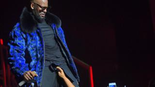R. Kelly for concert for 2016