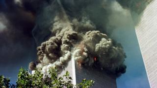Теракт 9 сентября 2001 года.