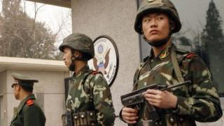 चीनी सैनिक