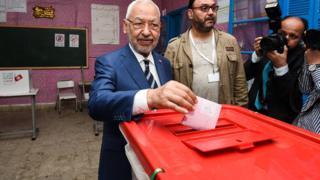 Olórí ẹgbẹ́ mùsùlùmí Ennahdha ilè Tunisia, Rached Ghannouchi