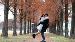 데이트를 즐기는 연인 (자료사진으로 본문 기사 내용과 상관 없음)