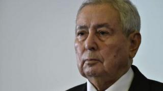Abdelkader Bensalah, kumrithi rais Abdelaziz Bouteflika
