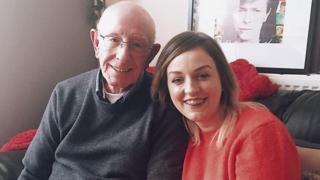 Emma Freeman, 34, met Don Rothausen, 80.